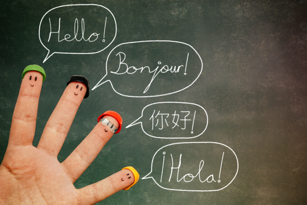 Advantages of Learning a New Language!