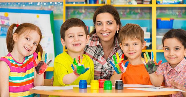 The Art Preschool Learning Center